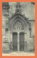 A722 / 613 27 -  CONCHES Porte De L'Eglise Sainte Foy - Conches-en-Ouche