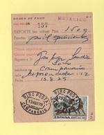Espagne - Ordre De Paiement - Giro Postal Campanario - 1979 - 1931-Hoy: 2ª República - ... Juan Carlos I