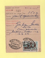 Espagne - Ordre De Paiement - Giro Postal Campanario - 1979 - 1931-Oggi: 2. Rep. - ... Juan Carlos I