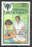 1979 35 Cents Dental Care, Used - Trinidad & Tobago (1962-...)
