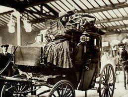 GALICIAN GIPSIES  EASTERN EUROP VISIT LONDON GYPSY GITANO GIPSY TSIGANE    Fonds Victor FORBIN (1864-1947) - Fotos