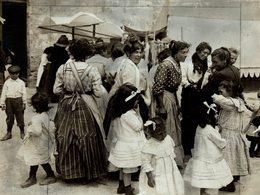 TO PROVENCE FRANCE  GYPSY GITANO GIPSY TSIGANE    Fonds Victor FORBIN (1864-1947) - Fotos