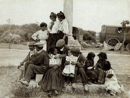IN PROVENCE FRANCE GYPSY GITANO GIPSY TSIGANE    Fonds Victor FORBIN (1864-1947) - Fotos