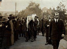 FUNERAL MITCHAM SURREY LONDON    GYPSY GITANO GIPSY TSIGANE    Fonds Victor FORBIN (1864-1947) - Fotos