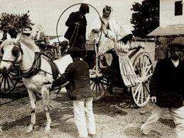 IN PROVENCE FRANCE GYPSY GITANO GIPSY TSIGANE    Fonds Victor FORBIN (1864-1947) - Photos