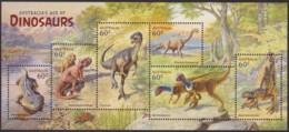 Australia 2013 Dinosaur Mint Never Hinged Sheet - 2010-... Elizabeth II