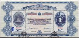Australia 2013 Note Sheet Used - 2010-... Elizabeth II