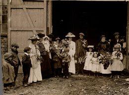 GYPSY GITANO GIPSY TSIGANE    Fonds Victor FORBIN (1864-1947) - Photos