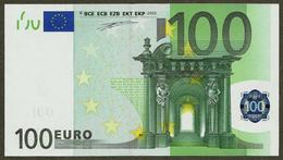 Germany - 100 Euro - P007 F1 - X05347211375 - Duisenberg - UNC - EURO