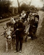 IRISH GIPSIES  GYPSY GITANO GIPSY TSIGANE    Fonds Victor FORBIN (1864-1947) - Fotos