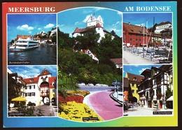 Meersburg  -  Mehrbild-Ansichtskarte Ca.2000    (10640) - Meersburg