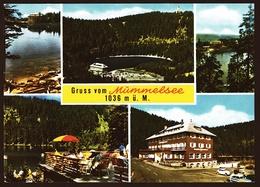 Mummelsee Im Schwarzwald  -  Berghotel  -  Ansichtskarte Ca.1975    (10643) - Achern