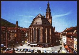 Heidelberg  -  Heiligengeistkirche  -  Ansichtskarte Ca.1970    (10641) - Heidelberg