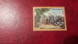 1982 Anniversario Della Scoperta Dell' America - Nicaragua