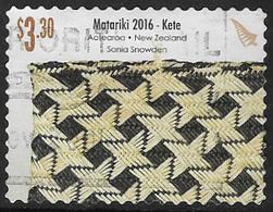 New Zealand 2016 Matariki $3.30 Self Adhesive Good/fine Used [39/32137/ND] - New Zealand