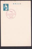 Japan Commemorative Postmark, 1967 Swim Championships (jci1755) - Ungebraucht