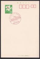 Japan Commemorative Postmark, 1967 Kampo Accommodation (jci1757) - Ungebraucht