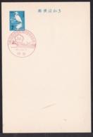 Japan Commemorative Postmark, 1967 Nursing Meeting (jci1758) - Ungebraucht