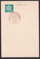 Japan Commemorative Postmark, 1968 40th National High School Baseball Invitational Tournamnet (jci1879) - 1989-... Empereur Akihito (Ere Heisei)