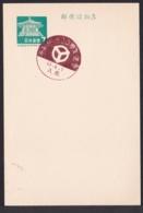 Japan Commemorative Postmark, 1968 Yao City (jci1883) - 1989-... Empereur Akihito (Ere Heisei)