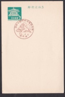 Japan Commemorative Postmark, 1968 Kagoshima 100th (jci1894) - 1989-... Empereur Akihito (Ere Heisei)