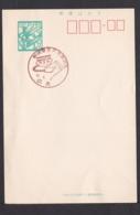 Japan Commemorative Postmark, 1968 Postal Code Campaign (jci1909) - 1989-... Empereur Akihito (Ere Heisei)