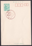 Japan Commemorative Postmark, 1968 Postal Code Campaign (jci1910) - 1989-... Empereur Akihito (Ere Heisei)