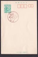 Japan Commemorative Postmark, 1968 Postal Code Campaign (jci1911) - 1989-... Empereur Akihito (Ere Heisei)