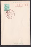 Japan Commemorative Postmark, 1968 Postal Code Campaign (jci1912) - 1989-... Empereur Akihito (Ere Heisei)