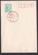 Japan Commemorative Postmark, 1968 Postal Code Campaign (jci1913) - 1989-... Empereur Akihito (Ere Heisei)