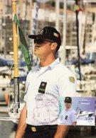 """"""" GARDE NATIONAL REPUBLICAIN / BRIGADE FISCALE """" Sur Carte Maximum N°tée Du PORTUGAL De 2002 - Politie En Rijkswacht"""