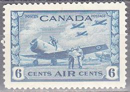 CANADA    SCOTT NO. C7    MNH    YEAR  1942 - Luchtpost