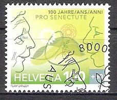 Schweiz Mi.Nr. 2498 O Pro Senectute 2017 (2017656) - Gebraucht