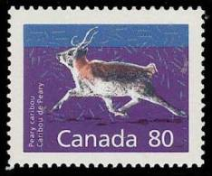 Canada (Scott No.1180a - Faune Canadienne / Canadian Wildlife)+ [**] Perf 12,5 X 13 - 1952-.... Règne D'Elizabeth II