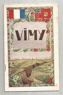 MILITARIA , Français-anglais, La Crête De VIMY ,  The Story At VIMY-RIDGE , 1932,  6 Scans, 24 Pages ,frais Fr : 3.15 E - Histoire