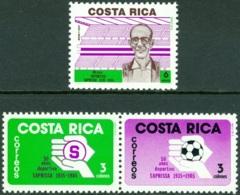 COSTA RICA 1985 SAPRISSA FOOTBALL CLUB** (MNH) - Costa Rica