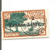 198  SurchargeFrance Lbre Super Oblitération  (clcamerou19 - Used Stamps