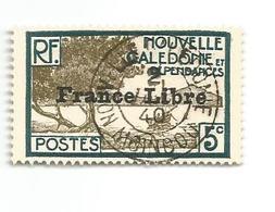 199 SurchargeFrance Lbre Super Oblitération  (clcamerou19 - Used Stamps