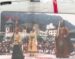 TELETARJA  100 UNITATS D'ANDORRA....NEUVE SOUS BLISTER - Andorra