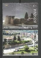 KOS 2019-02 KAČANIK, KOSOVO, 1 X 2v, MNH - Kosovo