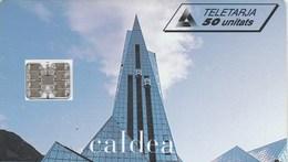 TELETARJA  50 UNITATS D'ANDORRA.... - Andorre
