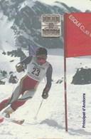 TELETARJA 100 UNITATS D'ANDORRA.... - Andorra