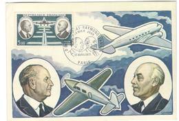 16699 - DAURAT & VANIER - 1960-.... Lettres & Documents