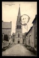 51 - TOURS-SUR-MARNE - L'EGLISE - Autres Communes