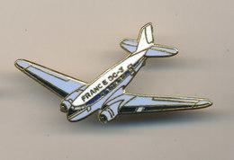 AIR FRANCE  DC3 - Avions
