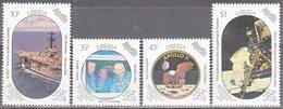 LIBERIA     SCOTT NO. 1125-28       MNH        YEAR  1989 - Liberia
