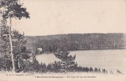 6 ENV DE LANGOGNE                               Un Coin Du Lac Du Bouchet - Langogne