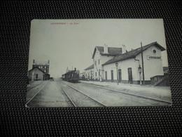 Adinkerke  La Gare  Station  Statie  Train  Trein - De Panne
