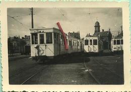 TRAM : 10766 :  Antwerpen ZURENBERG  1967    : 9 X 6 Cm ( See Detail ) - Treinen