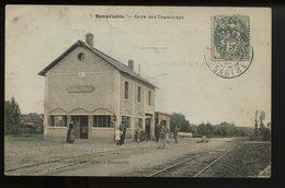 Bonnetable Gare Des Tramways - Bonnetable